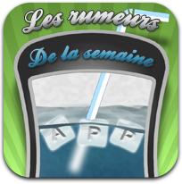 logo doudou App4rumeur1 Les rumeurs de la semaine: iPad 5, iWatch, écran IGZO...