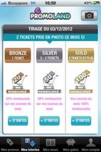 loteries de novembre 200x300 Lapplication gratuite du jour : Promoland