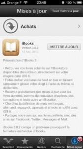 macgpic 1352934635 scaled optim 169x300 Lapplication iBooks mise à jour en 3.0.2, avec des correction de bugs