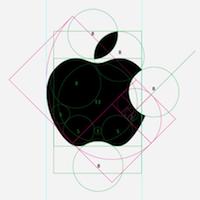 Apple Logo  Apple : joyeux anniversaire la pomme