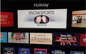 Apple TV applications 300x191 Apple TV : des applications à venir ?