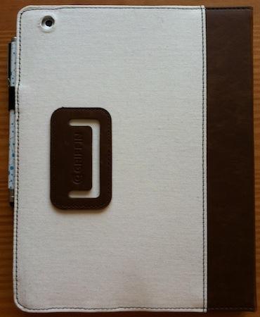CcrsGriffinElaniPad 003 Concours : 1 étui Elan Folio (50$) pour iPad 2 3 4e génération de Griffin à gagner
