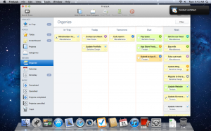 Firetask Mac 2 300x187 App4Mac: Firetask, sorganiser facilement sur Mac et iDevice (35,99€)