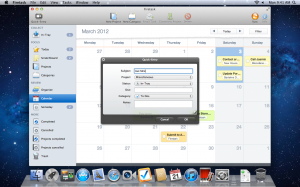 Firetask Mac 3 300x187 App4Mac: Firetask, sorganiser facilement sur Mac et iDevice (35,99€)