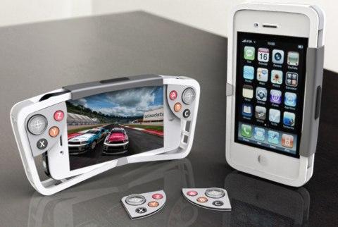 FlipSlide FlipSide : quand liPhone se transforme en manette...