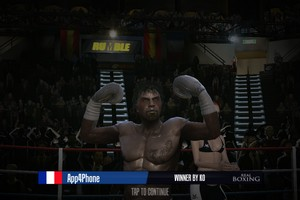 IMG 2333 Test de Real Boxing : Un KO qui savère être une sacrée claque ! (3,59€)