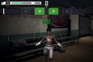 IMG 2335 Test de Real Boxing : Un KO qui savère être une sacrée claque ! (3,59€)