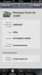 IMG 2338 169x300 Test de 1password, Protégez toutes vos données sensibles (6.99€)