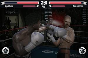 IMG 2338 Test de Real Boxing : Un KO qui savère être une sacrée claque ! (3,59€)