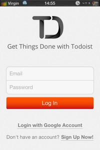 IMG 2346 Lapplication gratuite du Jour : Todoist   To Do List / Task List