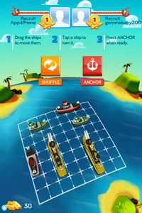 IMG 2352 Lapplication gratuite du Jour : BattleFriends At Sea