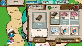 Smurf life 1 Les bons plans de l'App Store ce vendredi 07 Décembre 2012