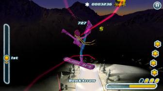 Snow Hero 2 Dévalez gratuitement les pistes enneigées en Snowboard avec ce superbe jeu !