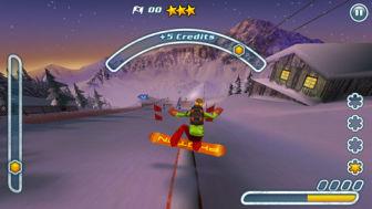 Snow Hero 3 Dévalez gratuitement les pistes enneigées en Snowboard avec ce superbe jeu !