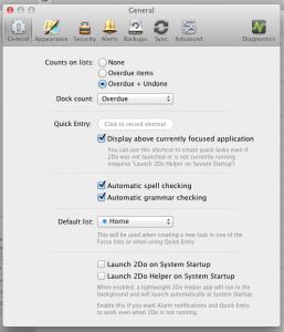 Test 2Do 9 257x300 App4Mac: 2Do, un vrai planner pour gérer le quotidien (26,99€)