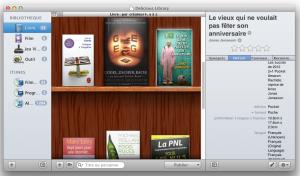 Test Delicious Library 3 300x176 App4Mac: Delicious Library 2, un inventaire version 2.0 (30,99€)