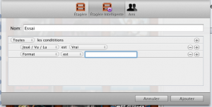 Test Delicious Library 7 300x152 App4Mac: Delicious Library 2, un inventaire version 2.0 (30,99€)
