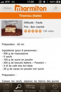 Test Marmiton 3 200x300 Lapplication gratuite du jour: Marmiton