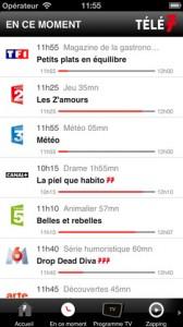 Test Tele 7 3 168x300 L'application gratuite du jour : Télé 7 Programme TV