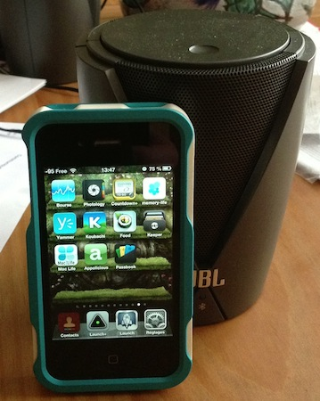 TestJembeJBL 013 Test des Jembe Wireless de JBL (79€)