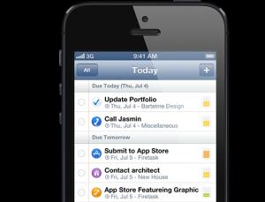 firetask iphone 300x229 App4Mac: Firetask, sorganiser facilement sur Mac et iDevice (35,99€)