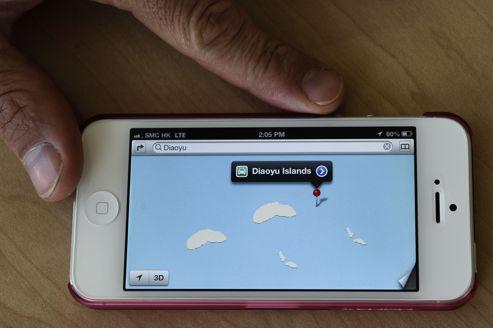 plans Plans : Apple et Foursquare discutent