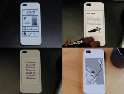 popSlate 4 différents écrans PopSlate offre un deuxième écran à votre iPhone!