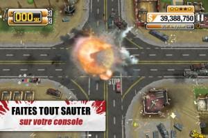 Burnout crash 300x200 App4Deals : 5 applis et jeux de qualité en promo aujourd'hui !