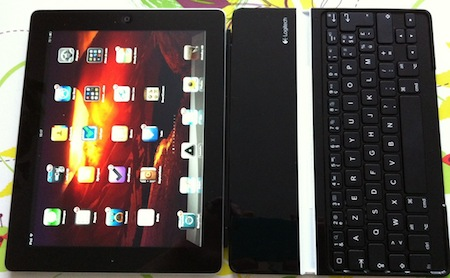 CcrsKeyboardCover 003 Concours : 1 Ultrathin Keyboard Cover pour iPad à gagner (99€)