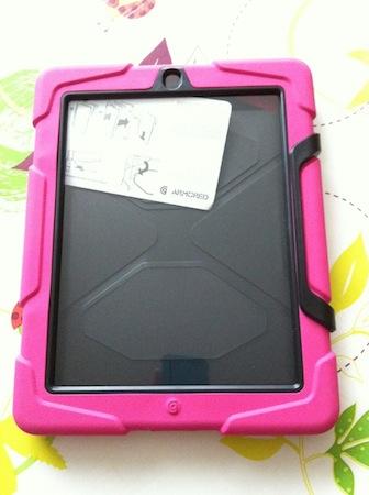CcrsSurvivoriPad 001 Concours : 2 coques Survivor pour iPad 2   3 et 4e version (69,90€)