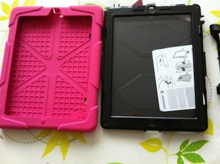 CcrsSurvivoriPad 004 Concours : 2 coques Survivor pour iPad 2   3 et 4e version (69,90€)