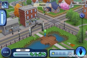 Copie décran 26 300x200 Test : The Sims 3, vivez votre aventure (5,99€)