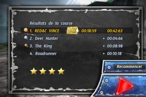 Copie décran 34 300x200 Test de MotorBlast (0,89€) : un bon jeu de course bien bourrin !