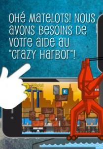 Crazy Harbor resultat resultat 209x300 Les bons plans de l'App Store ce samedi 05 Janvier 2013