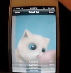 Dessin Chats 293x300 Vidéo : Dessiner comme un pro sur son iPhone, cest possible !