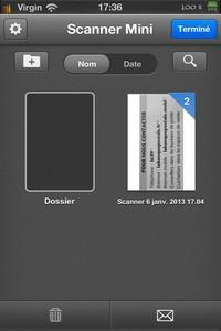 IMG 2541 Lapplication gratuite du Jour : Scanner Mini