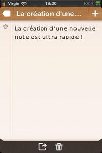 IMG 2547 Lapplication gratuite du Jour : NotesTab