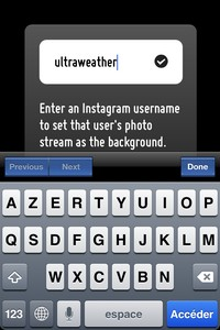 IMG 2705 Lapplication gratuite du Jour : Ultraweather