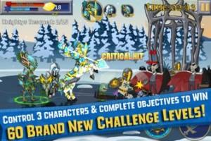 Legendary Wars HD resultat 300x200 Les bons plans de l'App Store ce samedi 05 Janvier 2013