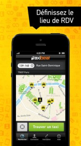 Test Taxibeat 1 168x300 Lapplication gratuite du jour: Taxibeat