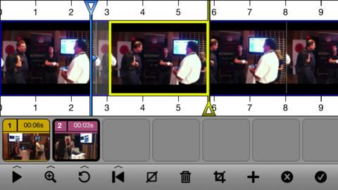 Test Voddio 2 Lapplication gratuite du jour: Voddio  Video Audio Editor
