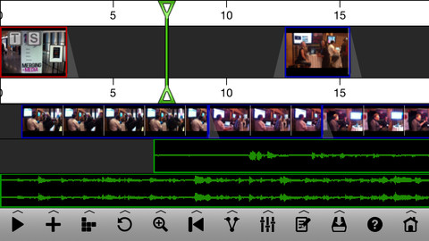 Test Voddio 3 Lapplication gratuite du jour: Voddio  Video Audio Editor