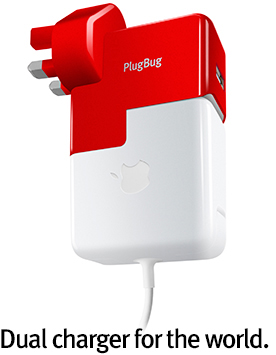 TestPlugBug 004 Accessoire : le PlugBug de Twelve South (33€)