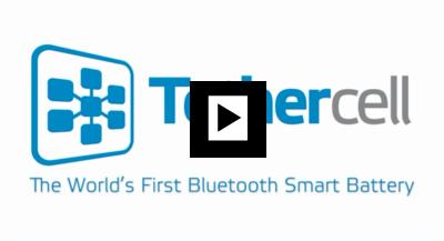 Tethercell vidéo Accessoire : Tethercell, la pile qui se contrôle avec son iPhone (26€)