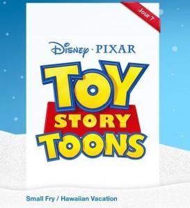 Toy Story toons 273x300 12 jours de cadeaux iTunes – Jour 7