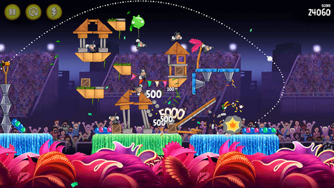 angry birds rio Angry Birds Rio est exceptionnellement gratuit