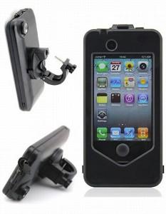 bike5 3 233x300 Accessoire : un support vélo étanche pour iPhone 5 (32€)