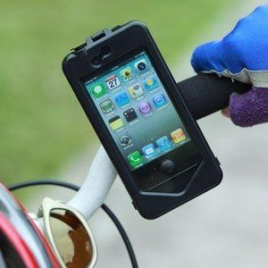 bike51 Accessoire : un support vélo étanche pour iPhone 5 (32€)