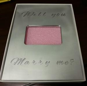 demande mariage 300x296 Humour : une demande en mariage avec une boite diPad