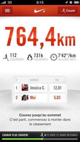 dossier faire du sport Dossier #3 : vos bonnes résolutions 2013 avec App4phone